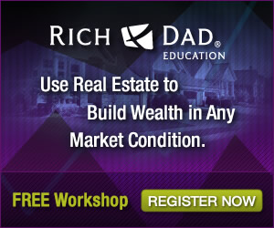 Rich Dad Education Financial Workshop - Learn More Now