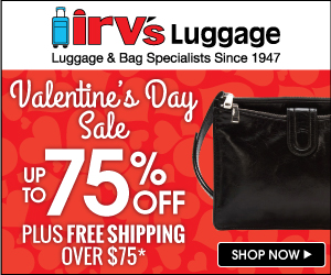 VALENTINE's DAY SALE - Save up to 75% Off!