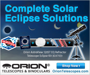 The Complete Solar Eclipse Solution!
