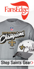 Shop Saints Merchandise!