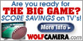 Extra 15% Off Selected Digital Cameras at Wolfcamera