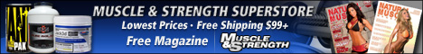 Muscle & Strength SuperStore