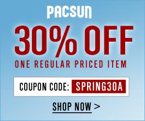 coupon code: SPRING30A 300x250