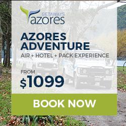 Image for  AzoresGetaways | Azores | Adventure | Banner 250 x 250 | Evergreen