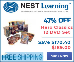 15% off at NestLearning.com