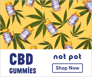 CBD Gummies - Not Pot Pixel