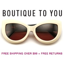 Boutique To You Celebrity Fashion 10% off Sitewide CJ10off