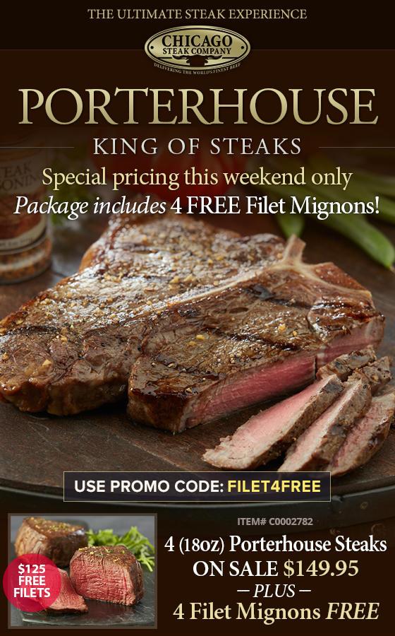 Free Filet Mignons