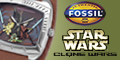 Clone Wars Collectible at Fossil