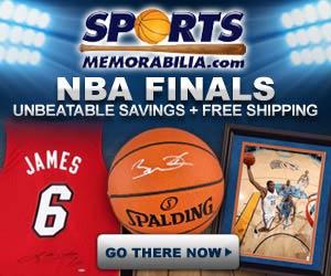 NBA The Final's 2012
