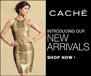 New Arrivals at Cache.com