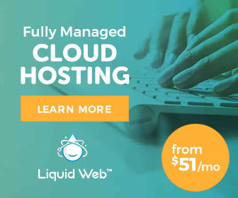 Liquid Web Managed Cloud Hosting: Starting at $99/mo