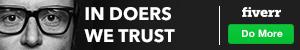 300x50 In Doers We Trust