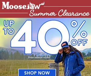 Up to 40% off Summer Clearance
