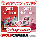 Holiday Savings at WolfCamera.com