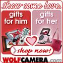 Holiday Savings at WolfCamera.com