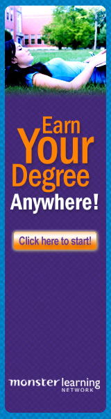 Earn your degree anywhere