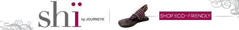 Shop Eco-Friendly Shoes at shi by Journeys!