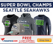Seattle Seahawks NFC Champions