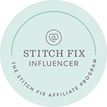 Stitch Fix Influencer