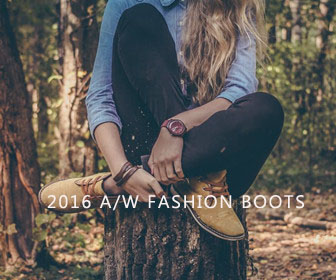 2016 A/W Fashion Boots