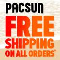 Free Shipping at PacSun