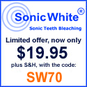 Sonic White - Sonic Teeth Whitening