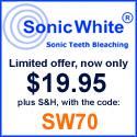 Sonic White - Sonic Teeth Whitening
