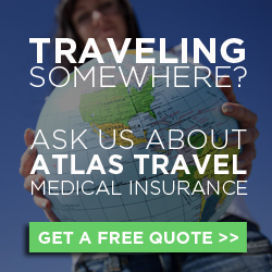 Atlas Travel Insurance for Any Trip
