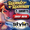 Wonder Woman T-Shirts and Gifts