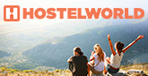HOSTELWORLD banner