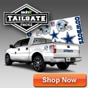 Tailgate pack 125x125