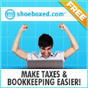 Shoeboxed Makes Taxes & Bookkeeping Easier!