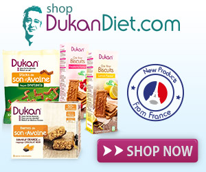 300x250 French Products at ShopDukanDiet.com