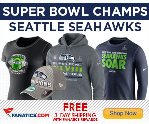 2014 Seattle Seahawks Super Bowl Champions