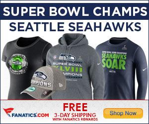 2014 Seattle Seahawks Super Bowl Champions
