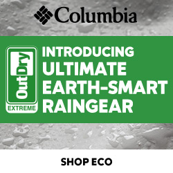 Introducing the OutDry Extreme ECO Jacket collection! 100% recycled fabric made from 21 plastic bott