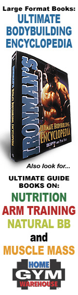 muscle building books