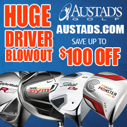 Shop Austad's Huge Driver Blowout