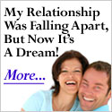 My Relationship Was Falling Apart Now It's a Dream