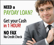 Need Cash? Click for a loan with no credit check
