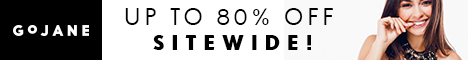 15% Off at GoJane.com!