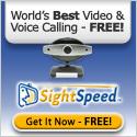 Get SightSpeed FREE!