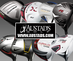 Shop Austad's Golf Clubs Department