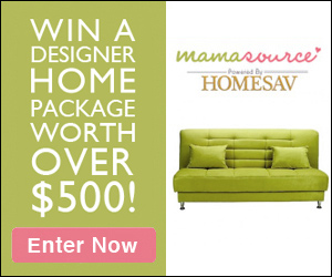 Home Sweet Home Giveaway by HomeSav