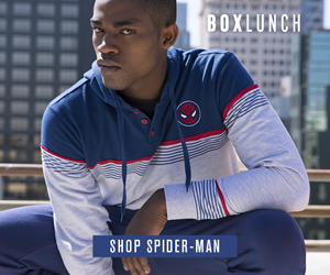 Shop the Spiderman Collection at BoxLunch!
