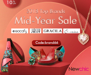 10% Off Brand Mid-Year Promotion