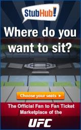 Get UFC Tickets at StubHub!