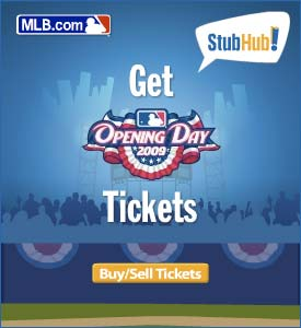 Get MLB Tickets at StubHub!