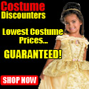 Free Shipping on orders $60 or more from CostumeDiscounters